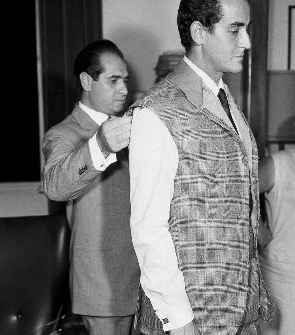Angelo Litrico créateur de mode du 20e siècle