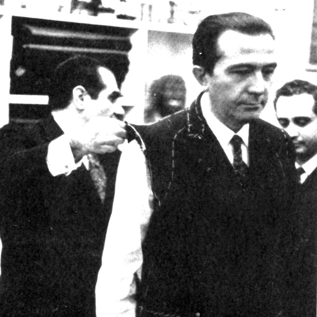 Angelo Litrico e Andreotti
