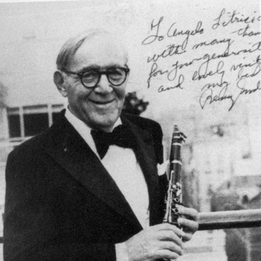 Benny Goodman - Angelo Litrico