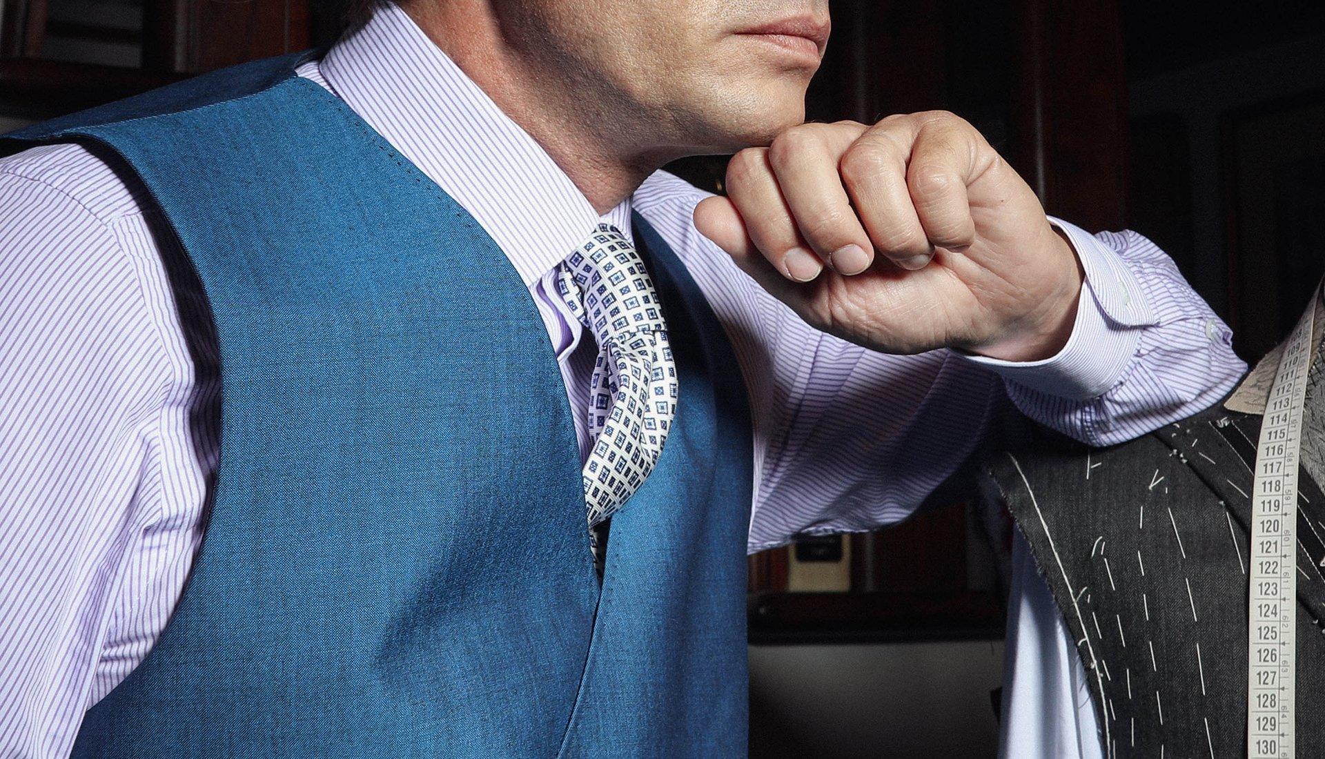 Bespoke - Tailored suits 4 - italian