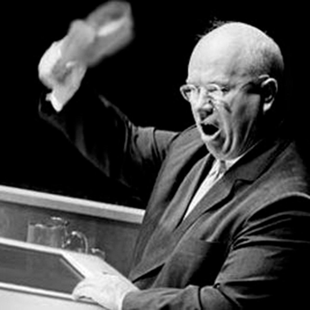 Khrushchev shoe - Angelo Litrico