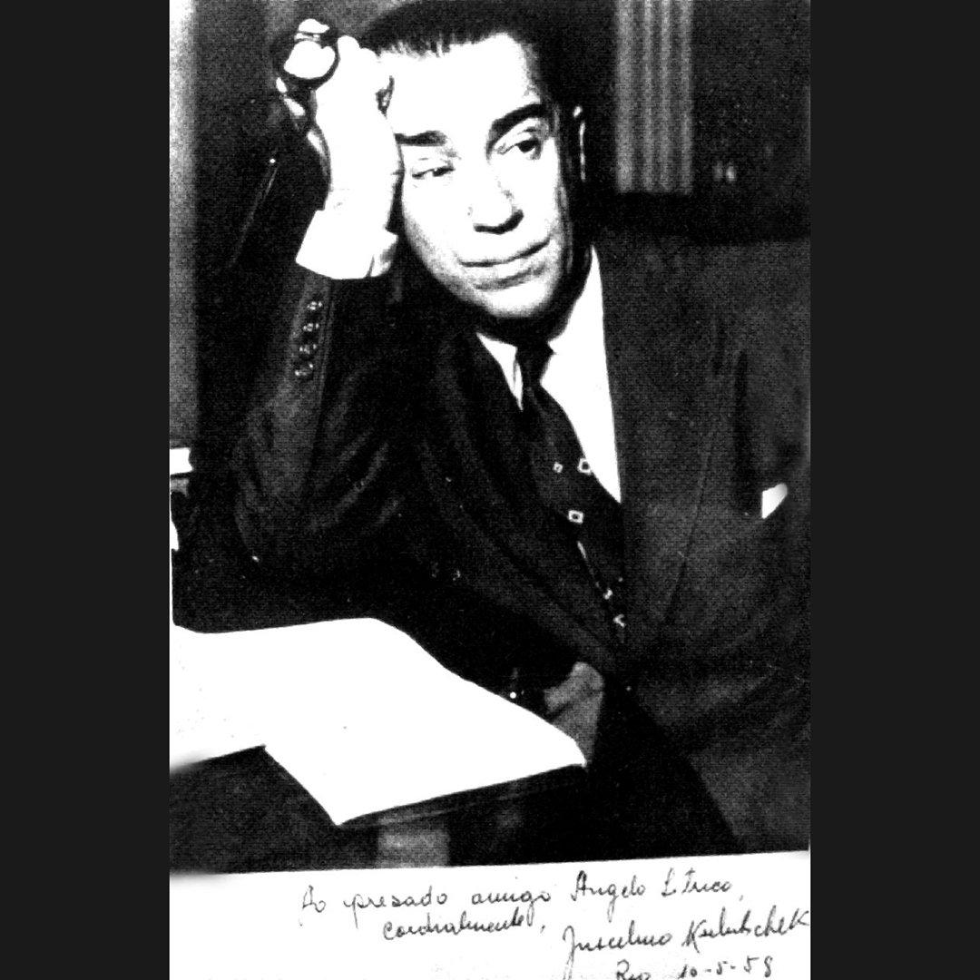 Kubitschek Angelo Litrico