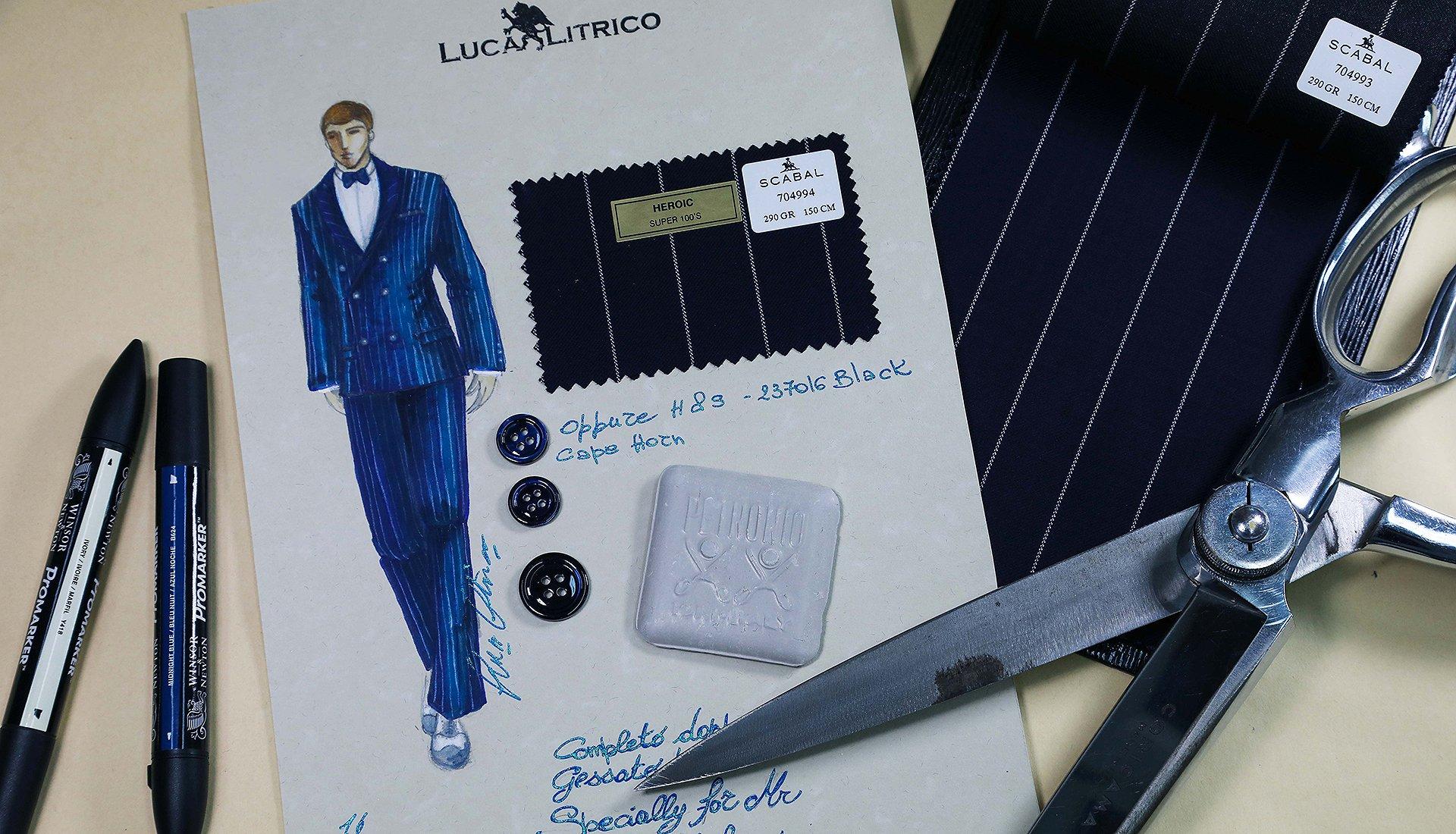 Tailored suit Classic 2