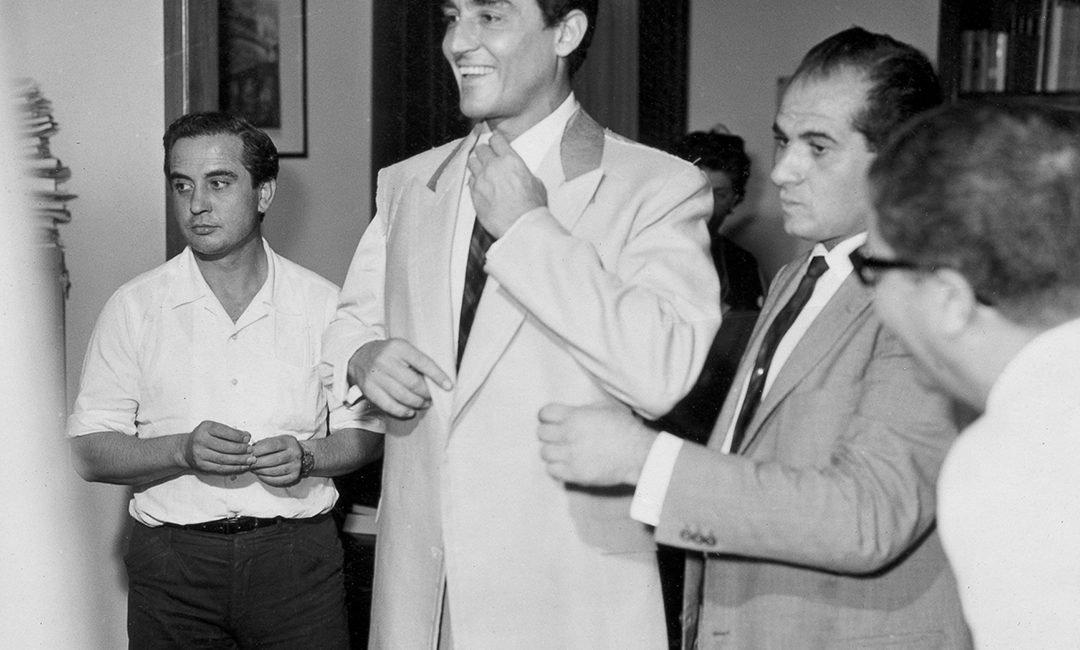 Vittorio Gassmann Angelo Litrico