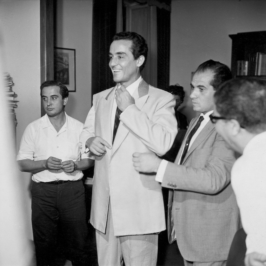Vittorio Gassmann Angelo Litrico 1