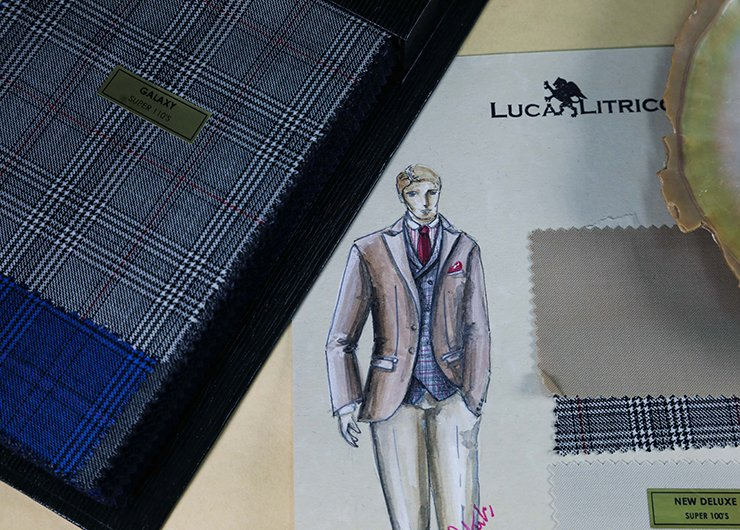 custom Manufacturing bespoke suits