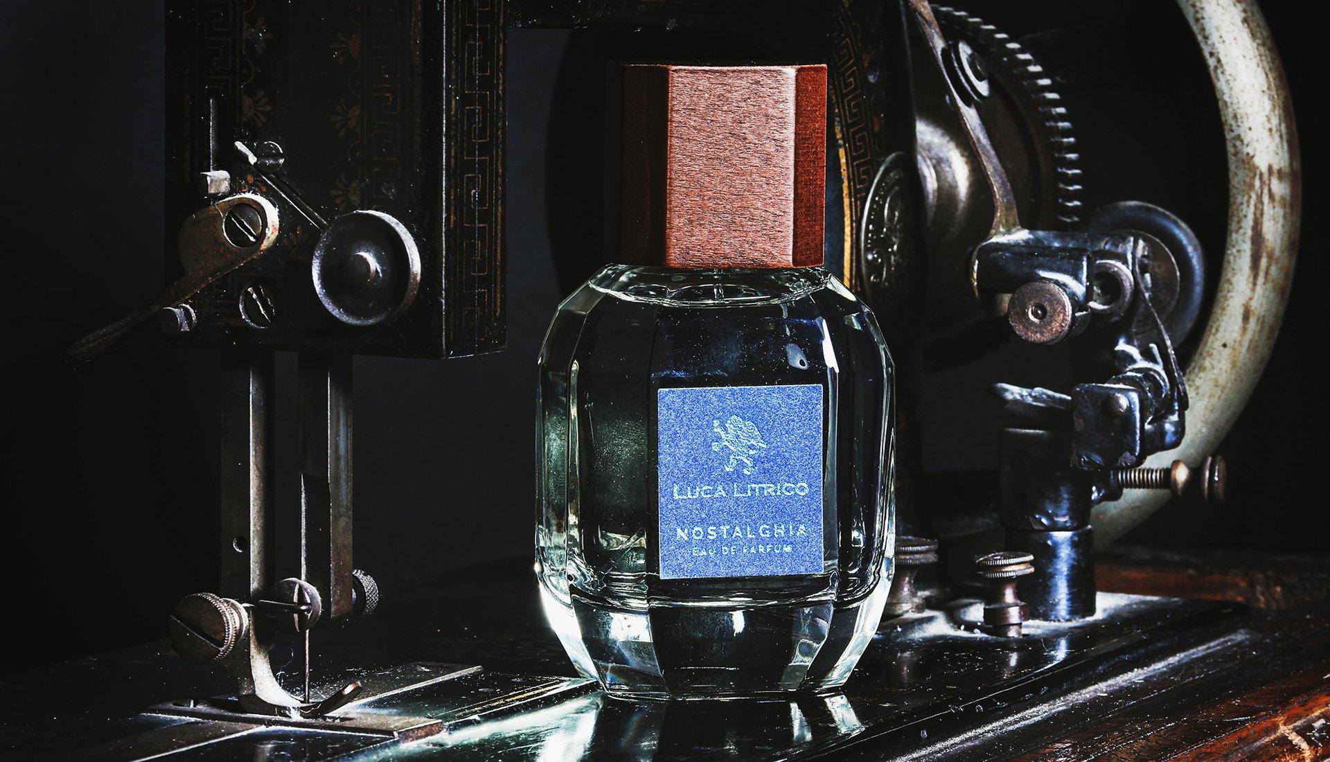 parfum - nostalghia - luca litrico