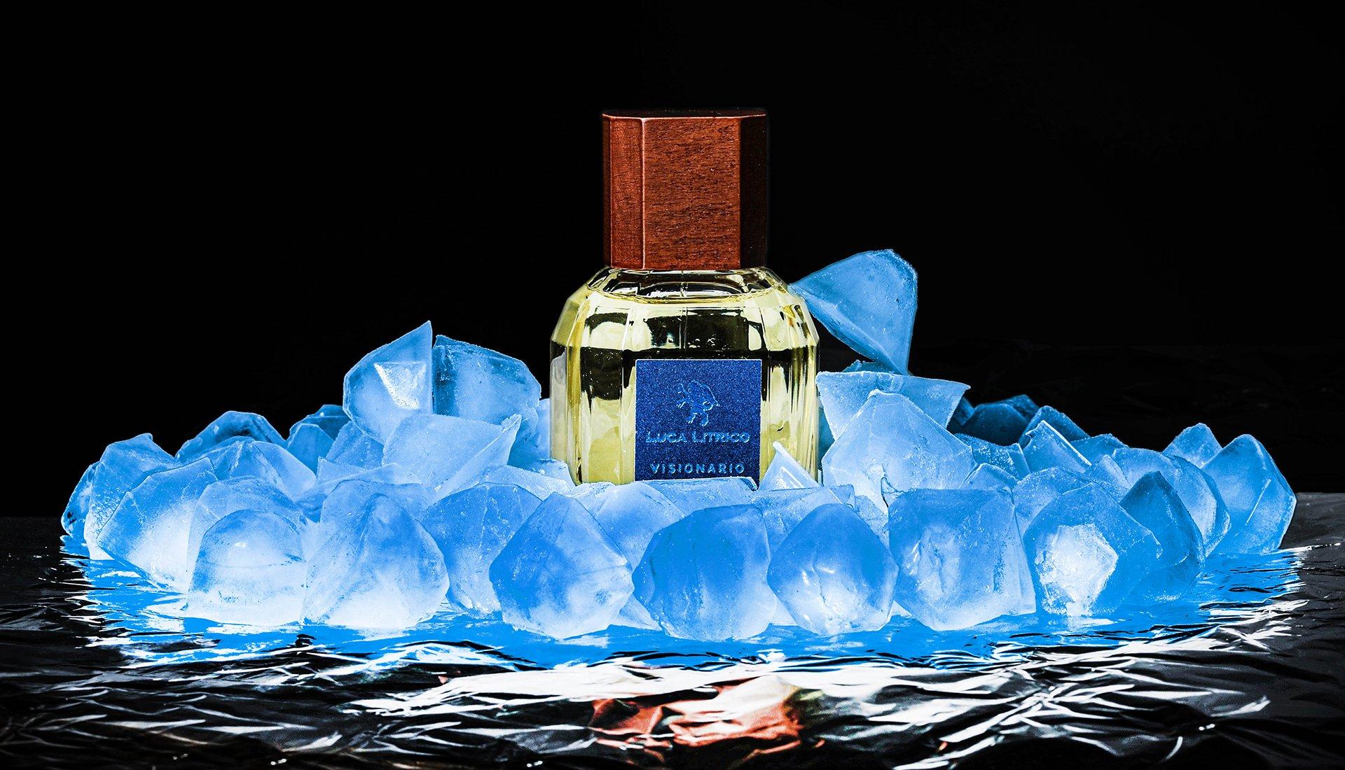 parfum - visionario - luca litrico