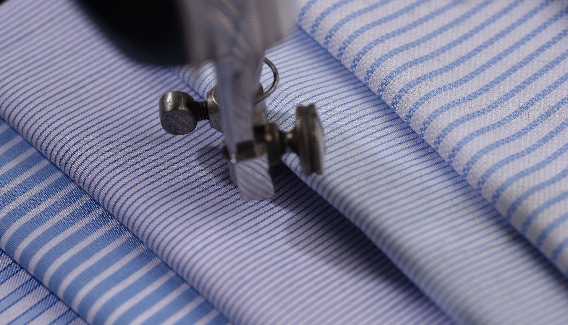 Camicia su misura da uomo roma