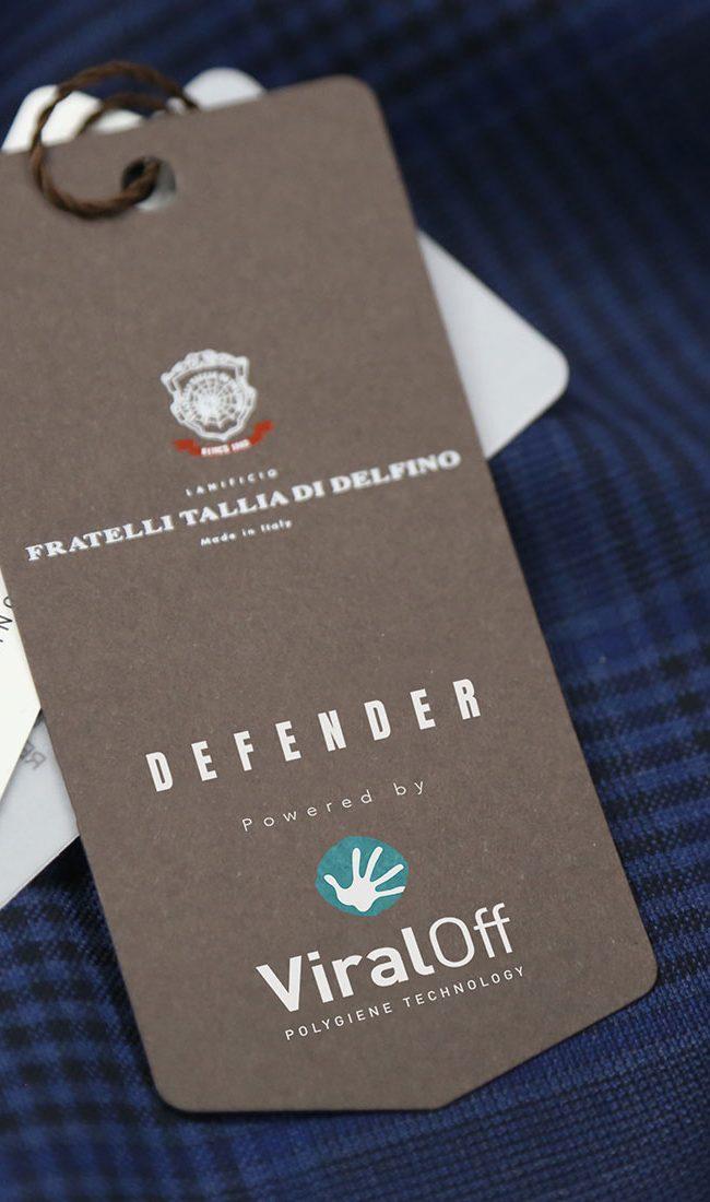La Slow Fashion che parte dai tessuti: una protezione per tutti - defender viraloff 1