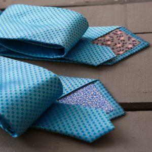 Cravatta sartoriale Luca Litrico